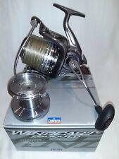 Daiwa Windcast Z5000 LD Big Pit Carp Reel with box, spare spool + Korda line