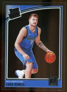 2020-21 Panini Clearly Donruss Retro Rated Rookie Insert of Luka Doncic 🔥🔥🔥