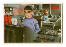 Thunderbirds X73 Colour Series 1967 Gum Card Somportex No 50 Deep Sea Security