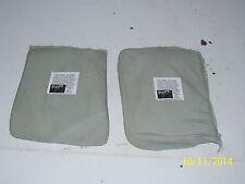 BULLETPROOF Block Spall 2 Trauma SOFT Plates Level IIIA 6X8  Body Armor Vest