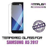 PELLICOLA PROTETTIVA SAMSUNG GALAXY A5 2017 A520F VETRO TEMPERATO TEMPERED GLASS
