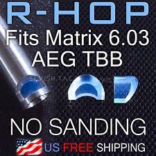 RHOP Fit Matrix 6.03mm Steel Airsoft Tightbore TBB Barrel NO Sanding R Hop R-Hop