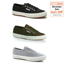Superga - 2750 Cotu Clasic - Black | Military Green | LT Grey