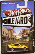 HOT WHEELS BOULEVARD '85 HONDA CR-X