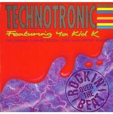 "TECHNOTRONIC - Rockin' Over the Beat Bernard Sumner Remixes 12"" - Like New"