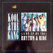 """Kool & The Gang 12"""" (Jump Up On The) Rhythm And Ride - Germany (VG/M)"""