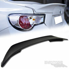 Unpaint ABS FOR Toyota GT86 86 FR-S Subaru BRZ Rear Trunk Boot Spoiler 2016