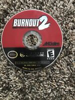 Burnout 2: Point of Impact (Nintendo GameCube, 2003) ✅Tested