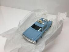 """Afx Aurora """" Taxi """" body Nos Brand New in Factory tissue~Blue~Aurora~ Buy New!"""