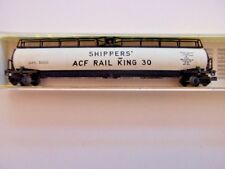Minitrix N Scale Shippers AFC Rail King Liquified Petroleum Tanker NIB