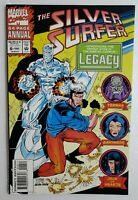 🔥🔥 SILVER SURFER ANNUAL #6 1ST APPEARANCE OF LEGACY 1993 HIGHER GRADE MARVEL A