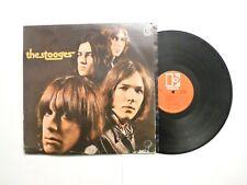 The Stooges S/T Lp Elektra Stereo 745051 Punk Rock Iggy Pop