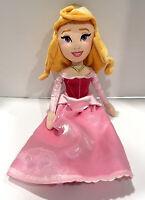 "12"" Disney Store AURORA SLEEPING BEAUTY Plush Stuffed Princess Girl Toy Doll"
