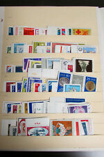 Germany DDR Stamp Collection Loaded Stock Pages