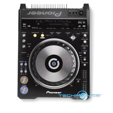 PIONEER DVJ-X1 PRO DVD/CD/SD CARD PLAYER TURNTABLE CONTROLLER COLOR BLACK