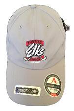 Golf Hat Desert Cool Technical Fit Fishing Hiking Outdoors UV Pontiac Elks Lodge