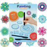 27pcs Spirograph Design Set Draw Drawing Art Craft Create Education Toy Gift