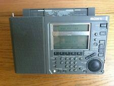 Sony ICF-SW77 FM/LW/MW/SW With SSB World Band Shortwave Receiver Radio