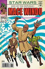 Mace Windu #1 Marvel Comics 2017 Rodriguez 1:10 Variant Cover Comic Star Wars