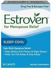Estroven Sleep Cool Caplets, 30 ea (Pack of 2)