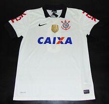 Corinthians 2013 Alexandre Pato Home Shirt Brazil Jersey Milan Maglia Villarreal