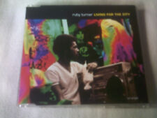 RUBY TURNER - LIVING FOR THE CITY - 6 MIX UK CD SINGLE