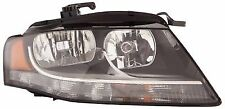 for 2009 - 2012 passenger side Audi A4 Front Headlight Assembly Replacement