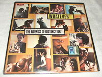 """Friends of Distinction, The """"Whatever"""" 1970 Soul LP, SEALED/ MINT!!, Orig RCA"""