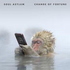SOUL ASYLUM - CHANGE OF FORTUNE   CD NEU