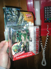 QUICK DRAW AUTOBOT HOUND TRANSFORMERS AGE OF EXTINCTION FIGURE, DTBO