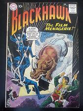DC, Blackhawk, No. 157, Feb. 1961, Fine-, The Film Menagerie
