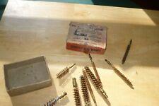 8 pc assorted size Gun Bore Cleaning Brushes Rifle Shotgun Muzzleloader