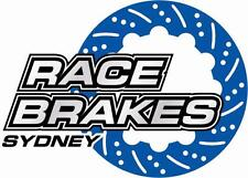 DBA VF 367MM HSV R8 CLUBSPORT FRONT SET DBA SP PAD AND 4000 ROTOR PACKAGE