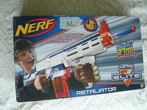 Modified Nerf Retaliator with 10 Darts brand new