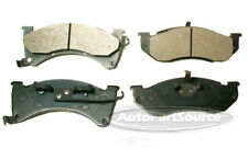 Disc Brake Pad Set-Semi-Metallic Pads Front Tru Star PPM478