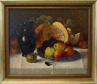 High Quality Stil-Life - M.E.Steirowicz Wroclaw Berlin 1916 Impressionist