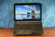 Dell Latitude E5520 i3 cheap used professionally refurbished laptop Windows 10