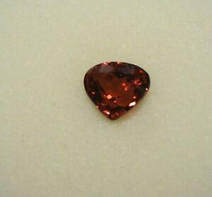 Beautiful natural red Tourmaline... Quality Gem..2.45 Carat
