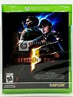 Resident Evil 5 - Xbox One - Brand New | Factory Sealed
