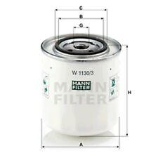 Mann Oil Filter Spin On For Volvo V70 2.5 TDI AWD 2.5 TDI