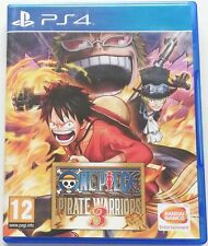 ONE PIECE PIRATE WARRIORS 3 PS4 ITALIANO GIOCO PLAYSTATION 4 COME NUOVO