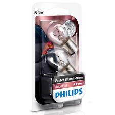 PHILIPS Vision Plus P21/5W STOP/FANALE POSTERIORE LAMPADINE PER AUTO (pacco doppio di lampadine)