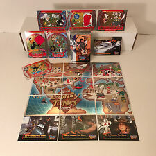 LOONEY TUNES BACK IN ACTION 2003 Complete MASTER Card Set w/ all 18 Chase & CL1