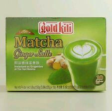 Gold Kili Instant Matcha Ginger tea Latte