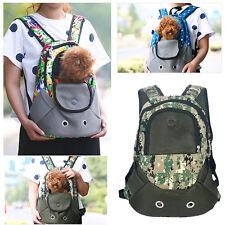 Small Size Pet Dog Puppy Cat Travel Backpack Rucksack Auto Carrier Bag Handbag
