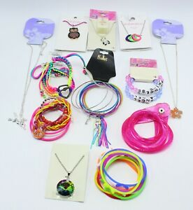 New Girls Children 12 Piece Department Store Jewelry Lot #GL2