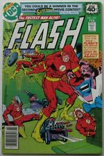 Flash #270 (Feb 1979, Dc), Vfn condition, Intro the Clown