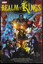 Realm of Kings by Dan Abnett & Andy Lanning 2010, TPB Marvel Comics Cosmic