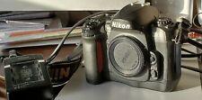 Nikon D100 6.1 MP Digital SLR Camera - Black (Body Only)