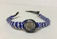 3 REAL MADRID BRACELET LOT, SOCCER, RONALDO, FREE SHIPING SAME DAY